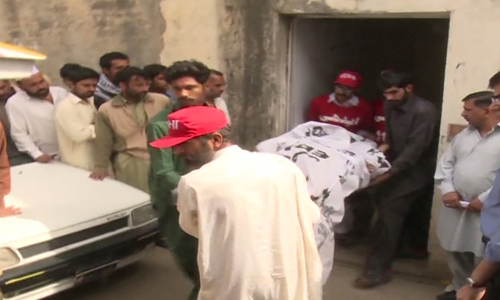 Man commits suicide after killing daughter in Islamabad