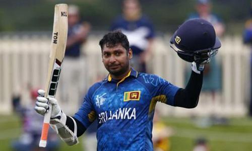 Sangakara, Dilshan help put up 363 for Lanka