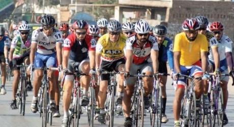 Tour de Punjab cycle race enters its fourth stage