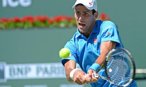 Djokovic beats Federer for Indian Well title