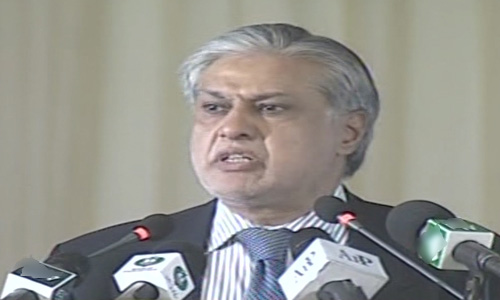 Ishaq Dar says no power crisis by end of 2017, promises 900,000 jobs