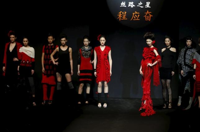 Designers elevate Chinese culture at Beijing Fashion Week