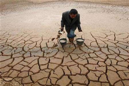 Bureaucratic infighting hampers action on droughts: UN official