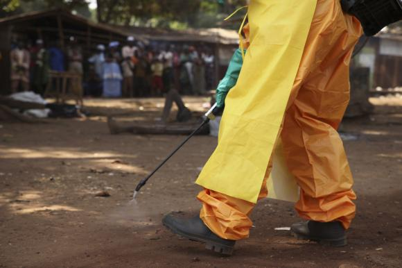 Ebola could cost West Africa $15 billion over three years