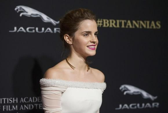 Emma Watson urges more men to fight for gender equality