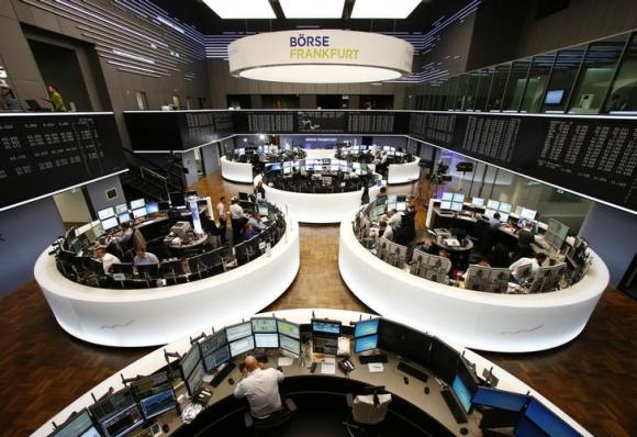 Europe holds onto gains from 'game-changing' week