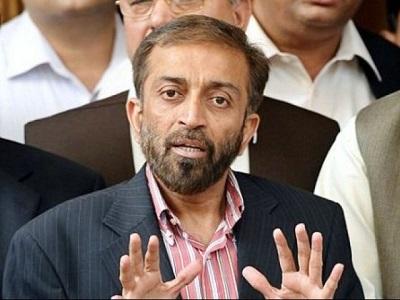 Imran suffering from Altaf phobia: Farooq Sattar