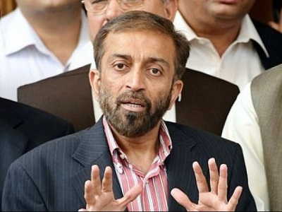 MQM will cooperate with government in eliminating terrorism: Farooq Sattar