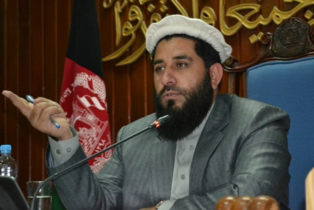 Afghan lawmaker says wary of Pakistan role in Taliban peace moves