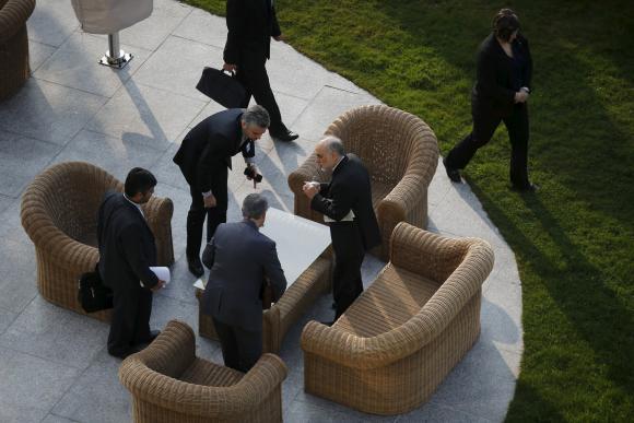 European negotiator says framework accord with Iran unlikely soon