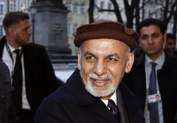 Afghan president says won't compromise social freedoms in peace efforts
