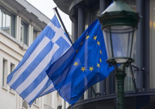 Despite Greece, euro zone is turning the corner