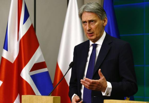 Hammond says Russia could pose greatest threat to British security