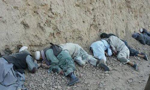 15 Hazaras killed by Afghan Taliban in Afghanistan