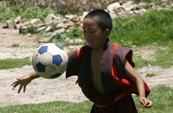 Tiny Himalayan kingdom Bhutan takes improbable step to World Cup