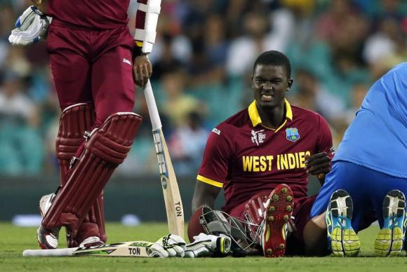 Windies skipper Holder forced to play waiting game