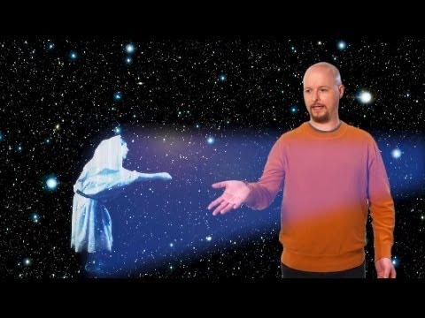Star Wars-inspired prototype creates holographic display