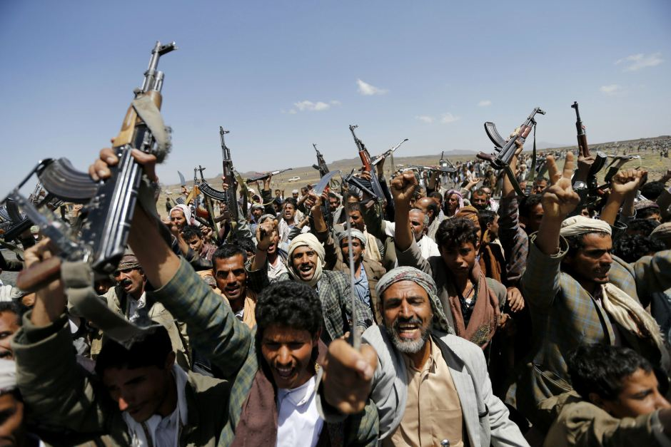 Yemen's Houthis enter base on Bab el-Mandeb strait - officials