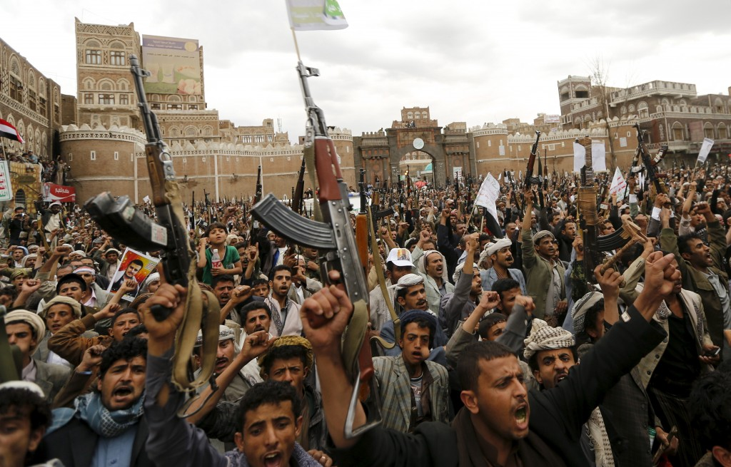 How Yemen became the front line of a Mideast-wide war
