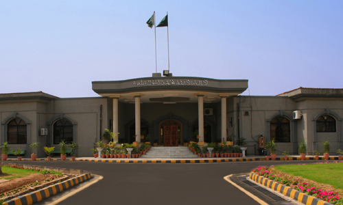 IHC dismisses plea to stop Senate chairman, deputy chairman election