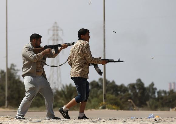 Islamic State militants kill 10 pro-Tripoli fighters in central Libya