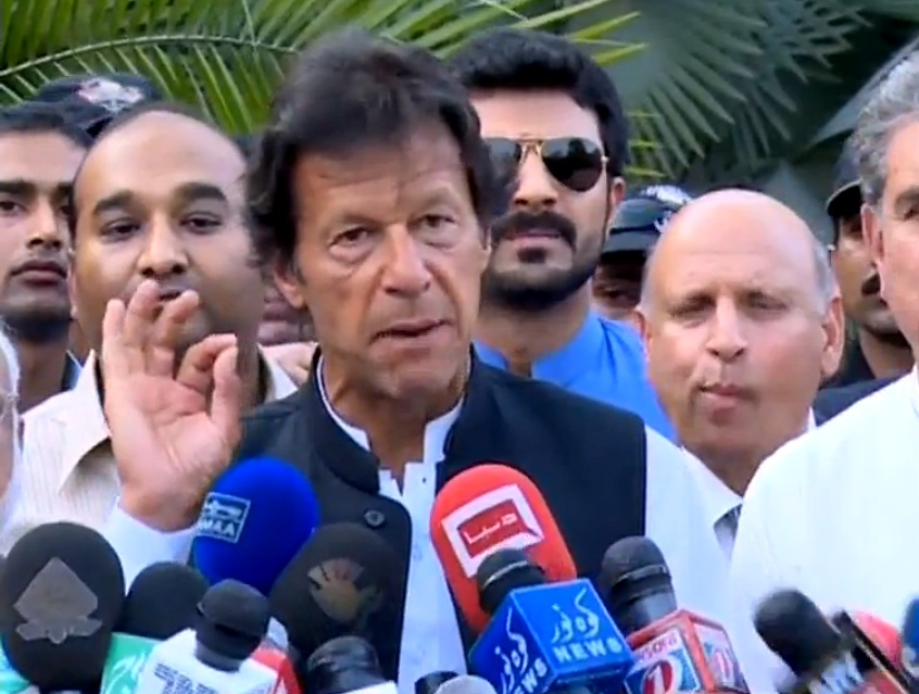 We will take to streets if N-League backtracked on Judicial Commission: Imran