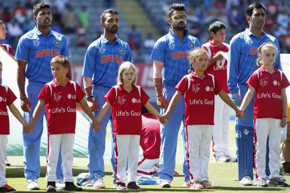 World Cup Quarter Finals: India relaxed before Bangladesh quarter-final