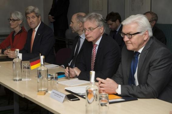 Iran rejects 'bullying' as West stresses unity in nuclear talks