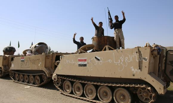 Iraq launches attack to retake Tikrit from Islamic State