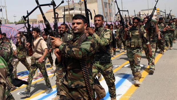 Militias destroy Iraqi villages, displace thousands: rights group