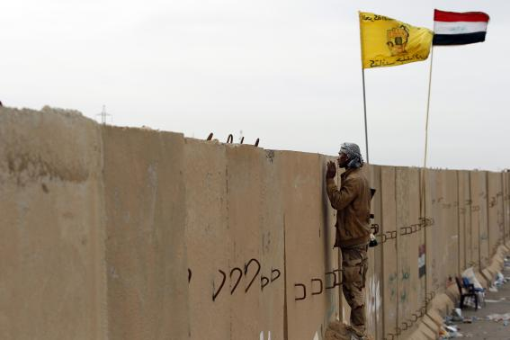 Iraqi offensive to dislodge Islamic State from Tikrit appears to stall