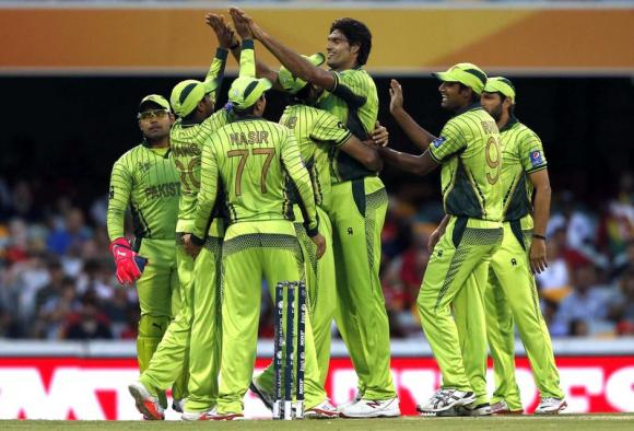 Tall Irfan a cut above for Pakistan