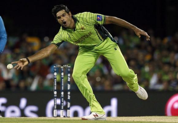 Fast bowler Irfan doubtful for Australia game