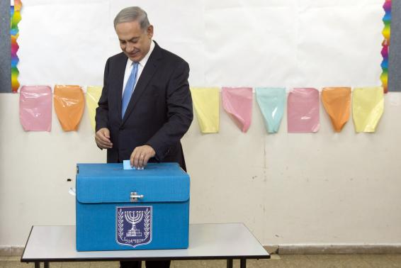 Israelis vote as 'King Bibi's' reign hangs in the balance
