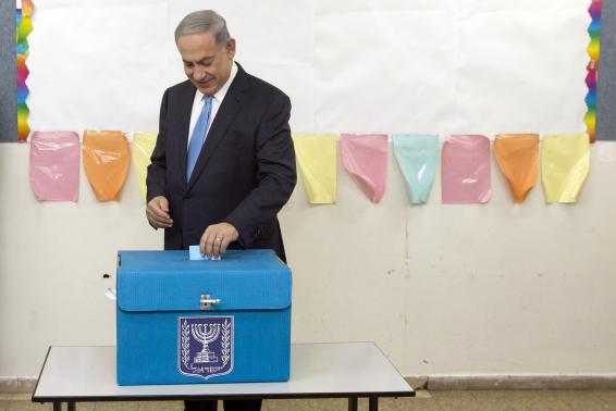 Israelis vote as 'King Bibi's' reign hangs in the balance