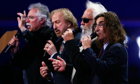 Oak Ridge Boys, Browns, Grady Martin named country music inductees