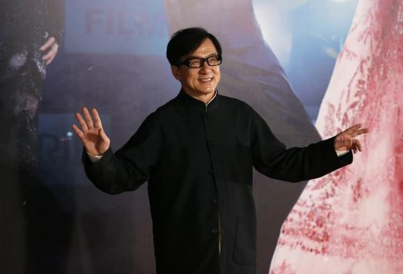 Martial arts star Chan to record song for Beijing's 2022 bid