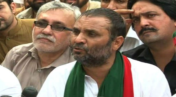 No one can de-seat me, says defiant PTI MPA Javed Naseem
