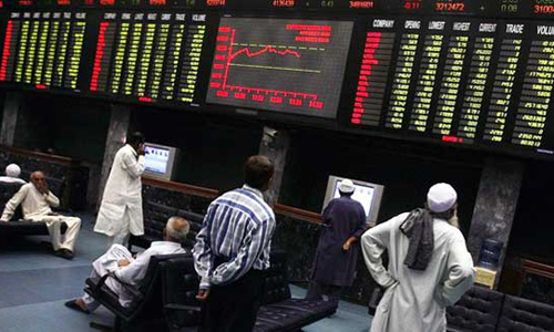 Karachi Stock Exchange crashes as 100-index drops by 1,200 points