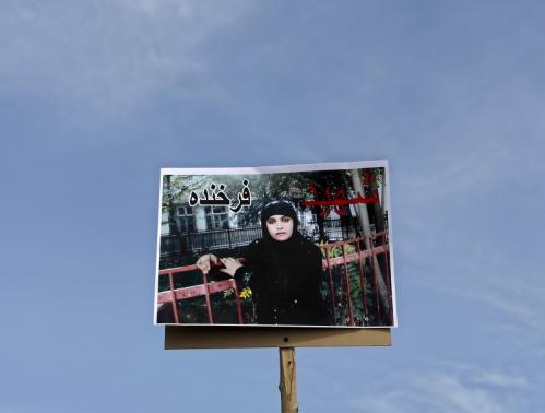 Woman killed by mob in Kabul was innocent - investigator