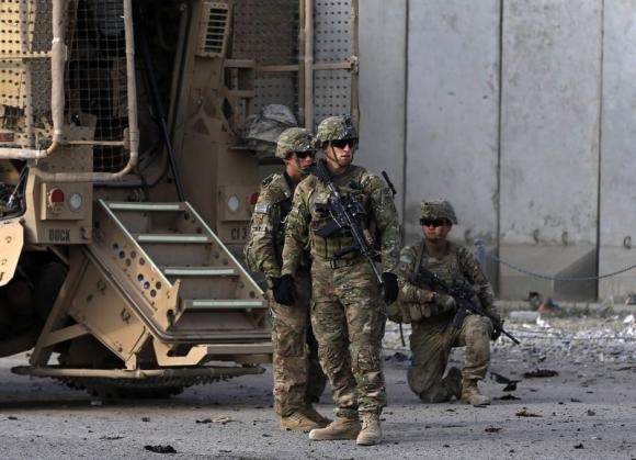 Six killed in suicide bomb near Afghan presidential palace