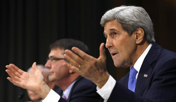 Kerry says Congress cannot modify any Iran-US nuclear agreement