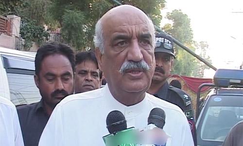 Lion should be like Benazir or ZA Bhutto, not like a cat: Khurshid Shah