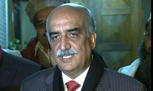 Nawaz bound to dissolve NA if Judicial Commission proves rigging: Khurshid Shah