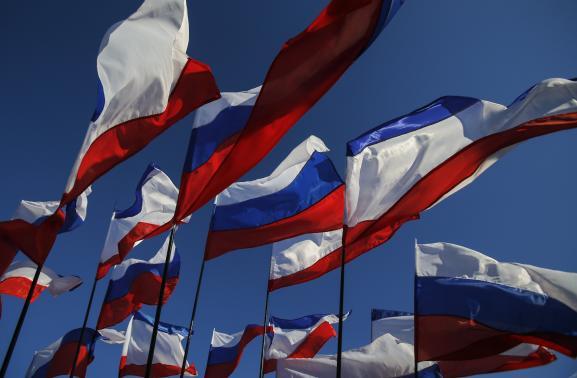Kremlin rules out handing back Crimea to Ukraine