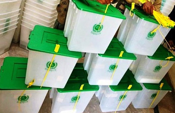 ECP fixes April 25 as last date for LB polls in cantonments