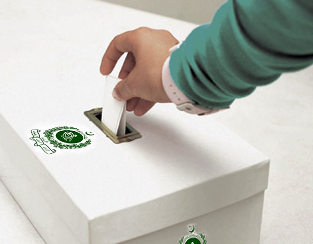Polling underway in NA-101 Gujranwala by-polls