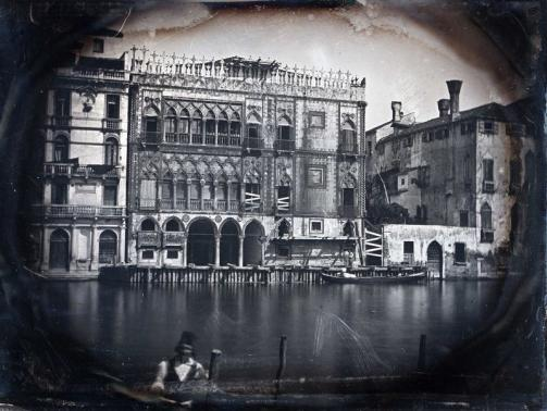 'Lost' Ruskin Venice photos offer insight into famous critic