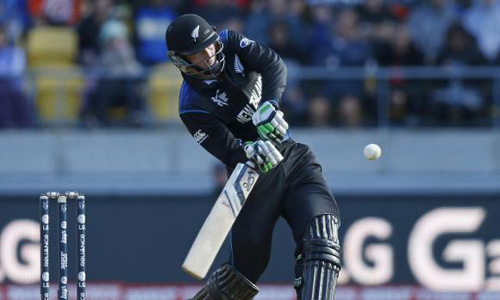 NZ's Guptill smashes 237 to post World Cup mark