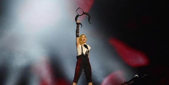 'Empire' soundtrack eclipses Madonna for Billboard No. 1 album
